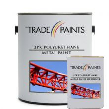 2 Pack Polyurethane Metal Paint